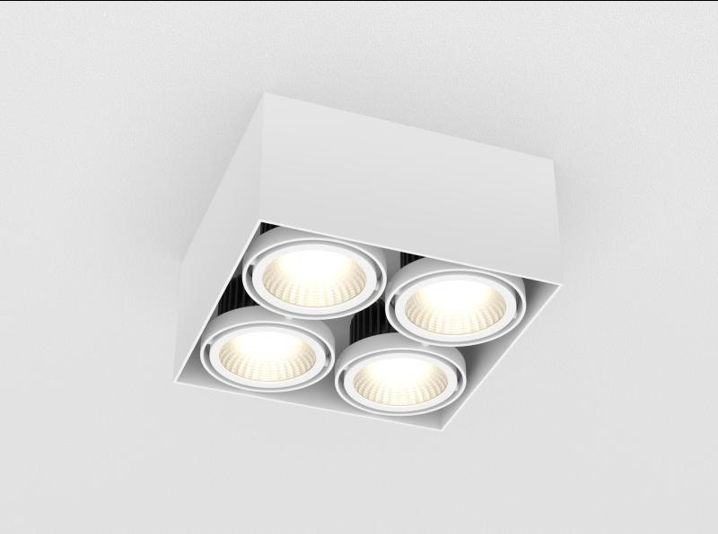 Zaniboni Lighting Diva 5 Sq Led Lighting